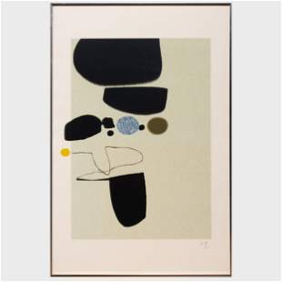 Victor Pasmore (1908-1998): Points of Contact No. 25;