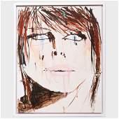 Katherine Bernhardt (b. 1975): Untitled
