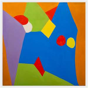 Jack Roth (1927-2004): Untitled