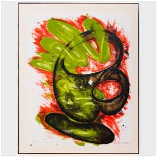 Elizabeth Murray (1940-2007): Snake Cup