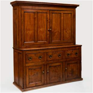Rustic Oak Sideboard