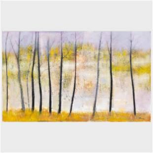 William Thon (1906-2000) : Twilight Mist