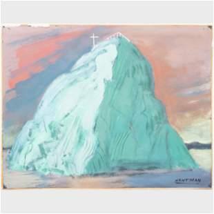 Murray Hantman (1904-1999): Gaspe; Shrine; Mont Joli;