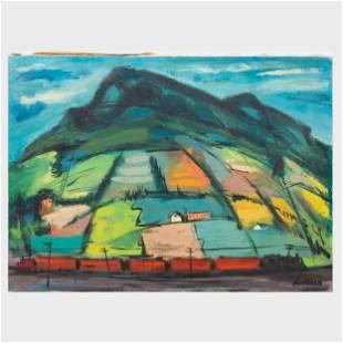 Murray Hantman (1904-1999): Gaspe