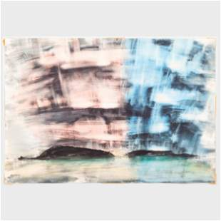 Murray Hantman (1904-1999): Aurora; Untitled; and