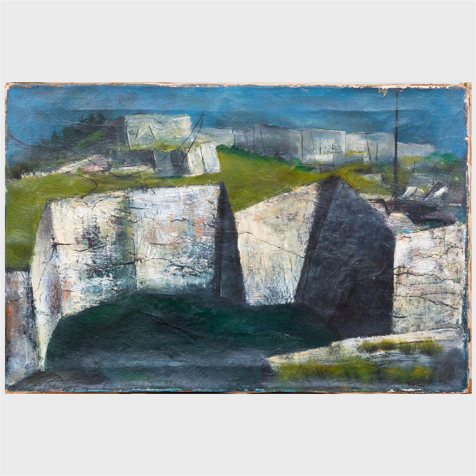 William Thon (1906-2000) : Untitled