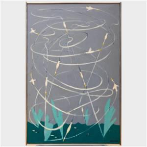 Murray Hantman (1904-1999): Untitled