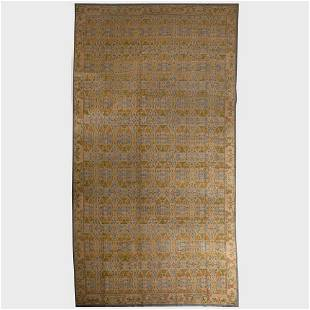 Spanish Cuenca Style Carpet