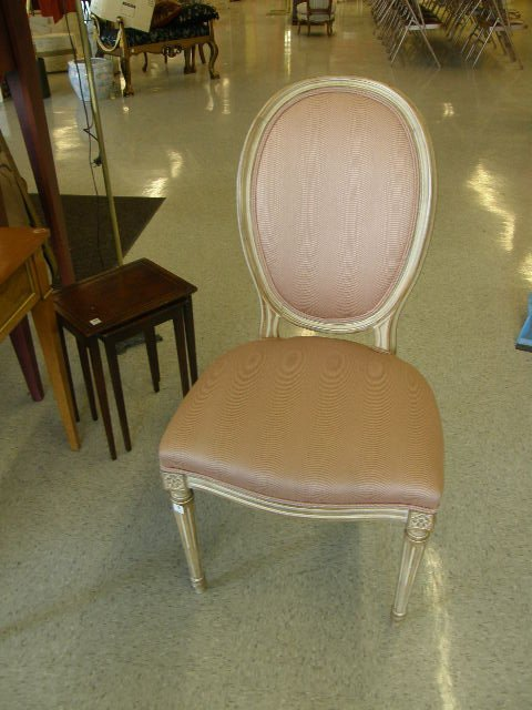 4009: UPHOLSTERED SIDE CHAIR