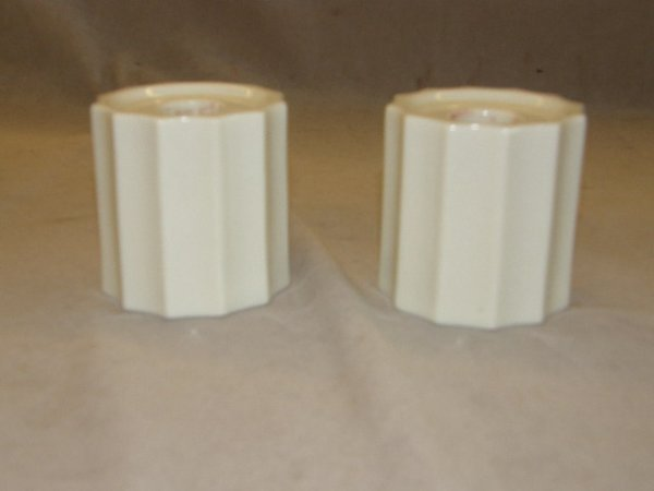 4019: PAIR LENOX CANDLESTICKS