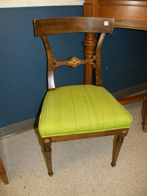 6012: UPHOLSTERED SIDE CHAIR