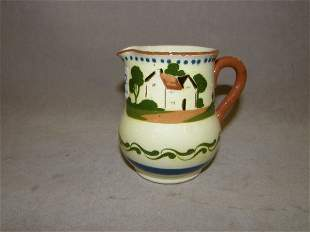 MOTTOWARE PITCHER -MADE IN ENGLAND