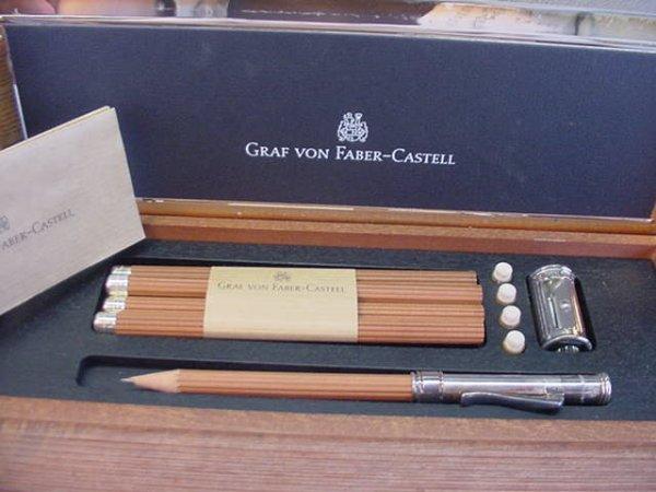 3172: GRAF VON FABER-CASTELL PENCIL SET