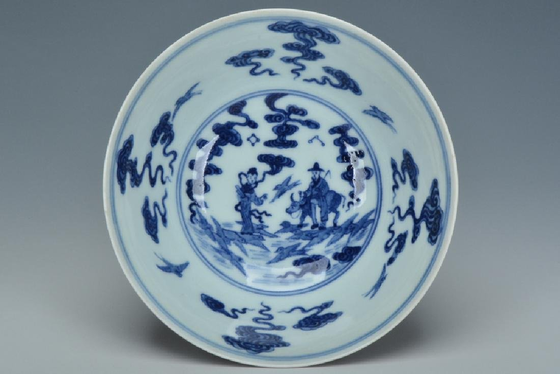 An Imperial Bowl, Daoguang Mark and Period - 6