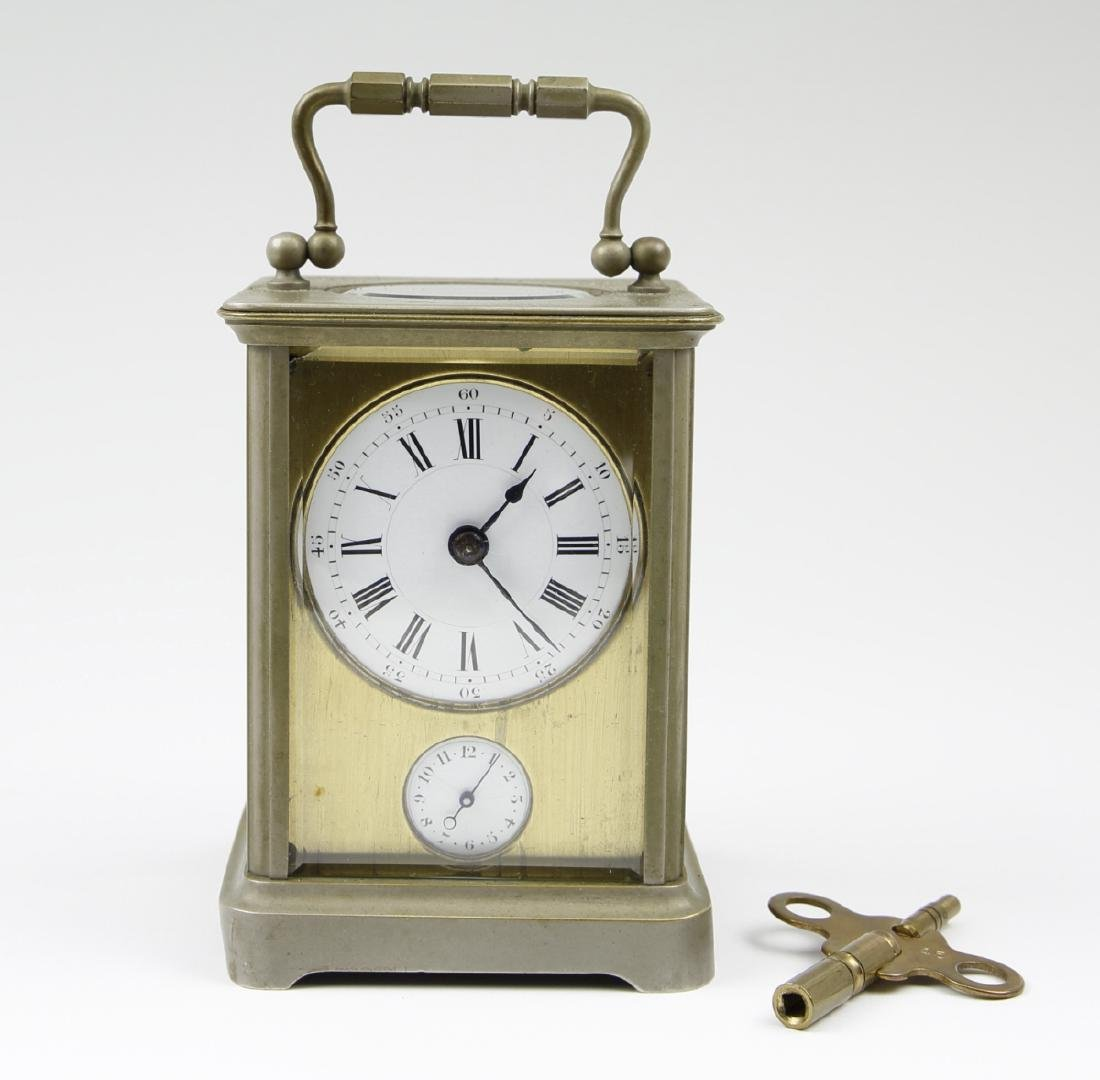 Brevete Carriage Clock