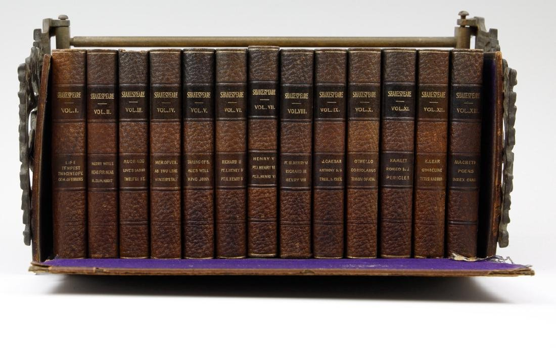 William Shakespeare Thirteen Volume Set