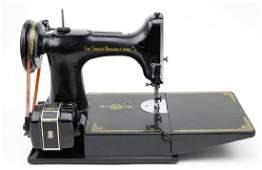 Singer Portable Sewing Machine 1952