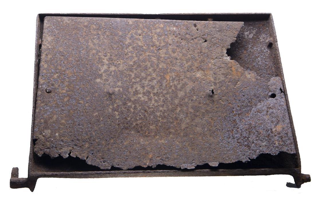 Bucks Cast Iron Stove Door - 2
