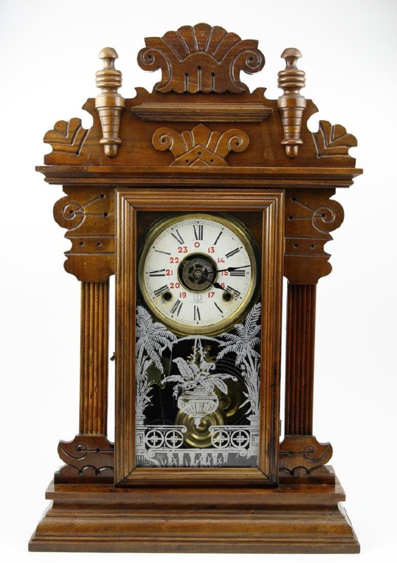 Leiria Kitchen-Type Mantel Clock