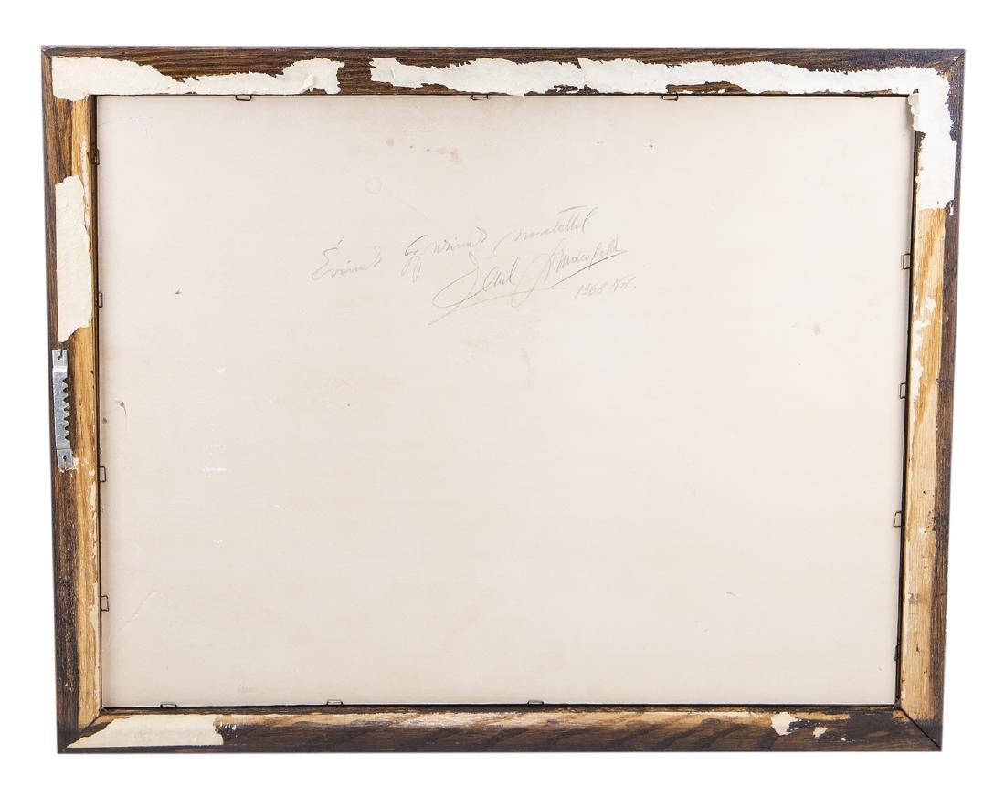 Emil Lindenfeld Original Pencil (Signed) - 2