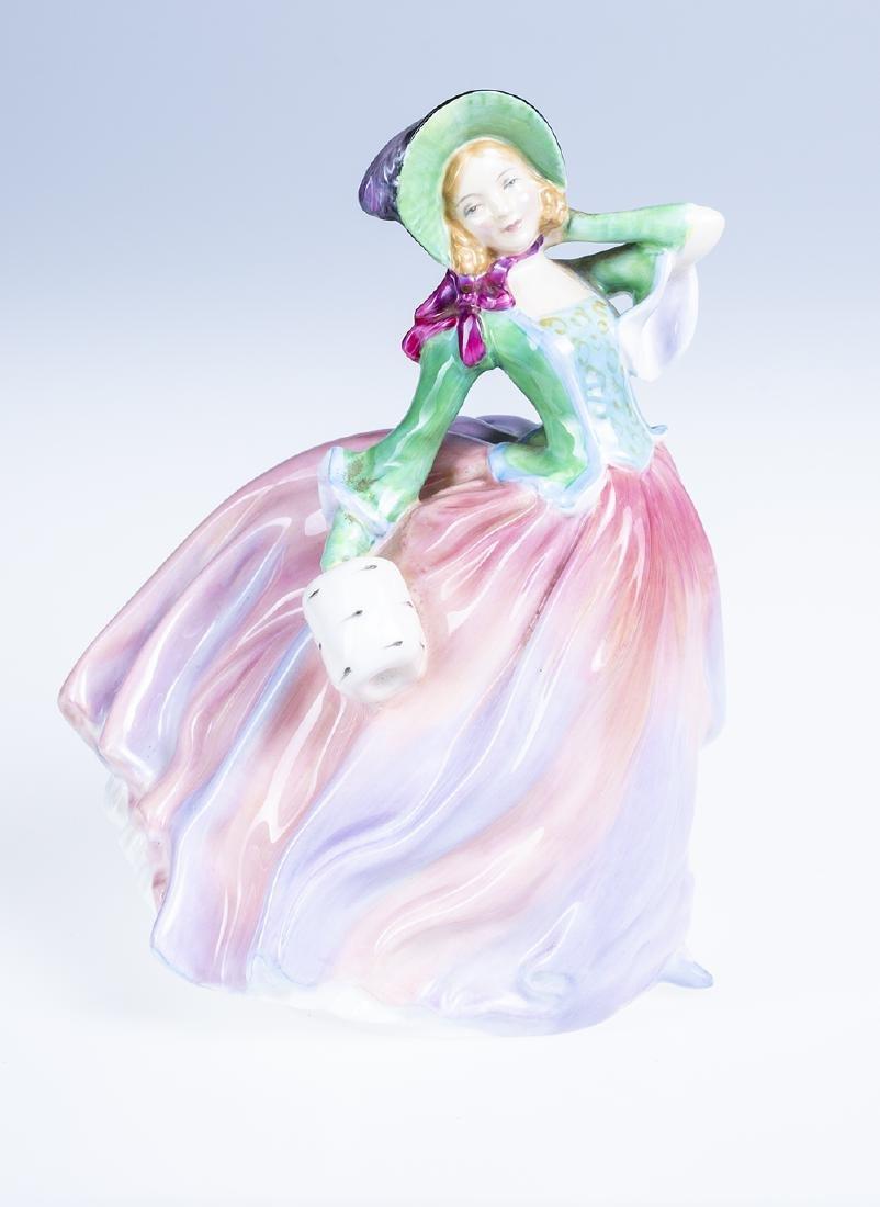 Royal Doulton Autumn Breezes Porcelain Figurine