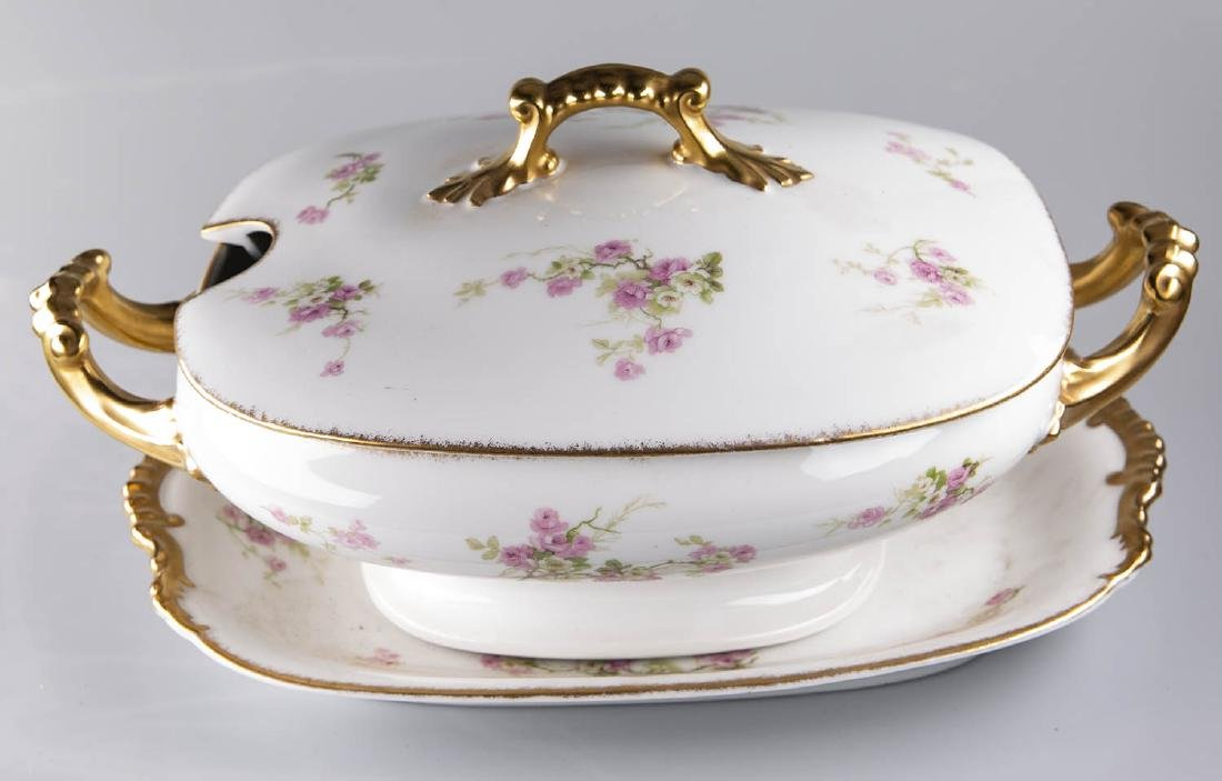 Limoges Three Piece Soup Terrain - 2
