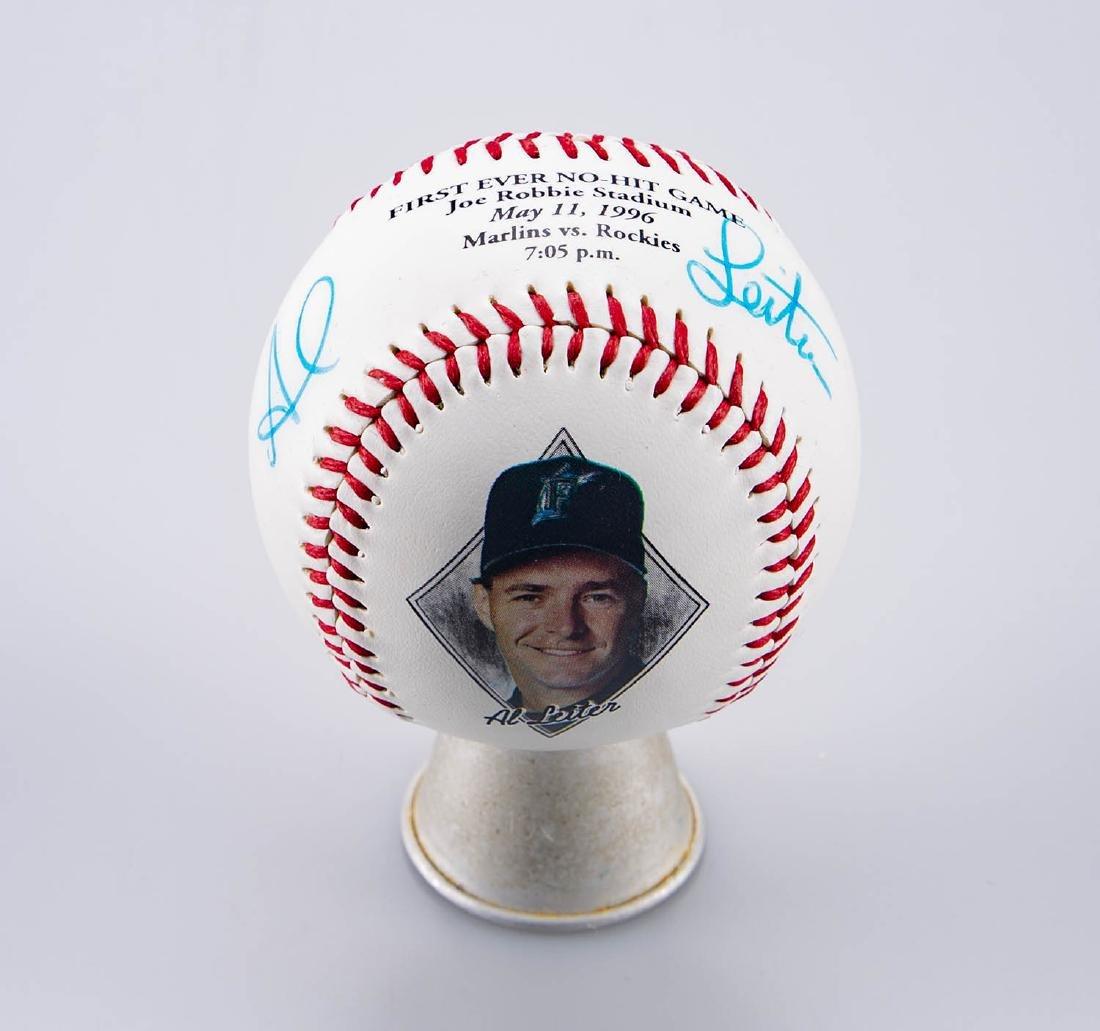 Al Leiter Signed Baseball