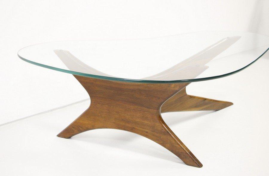 Mid Century Modern Coffee Table - 5