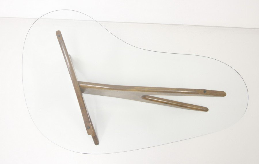 Mid Century Modern Coffee Table - 6