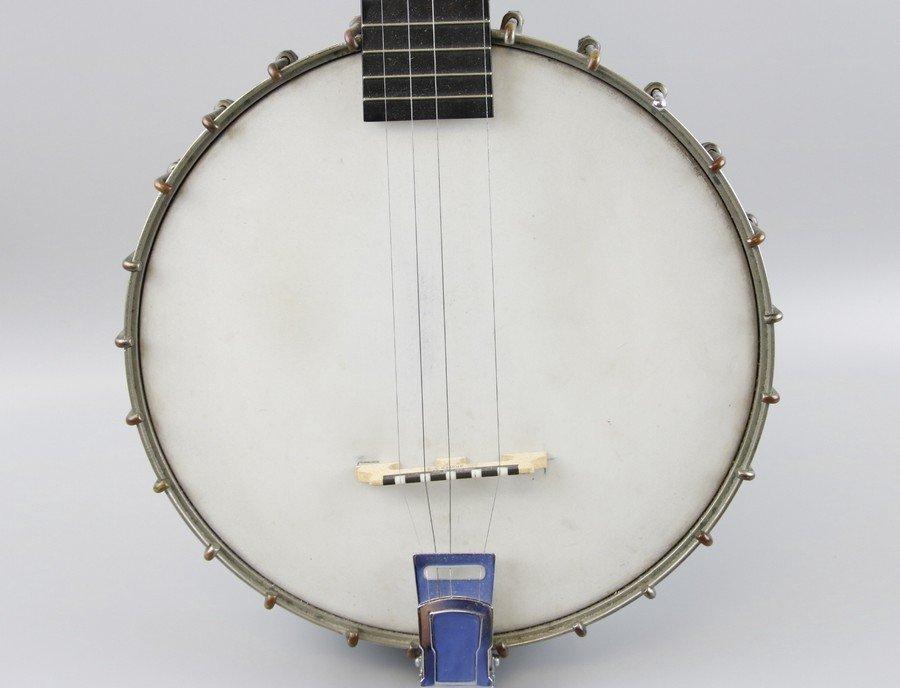 Banjo - Banjeaurine  Musical Instrument - 2