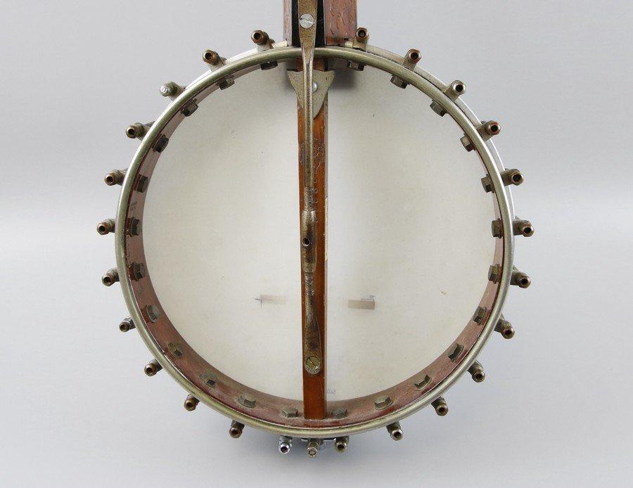 Banjo - Banjeaurine  Musical Instrument - 4