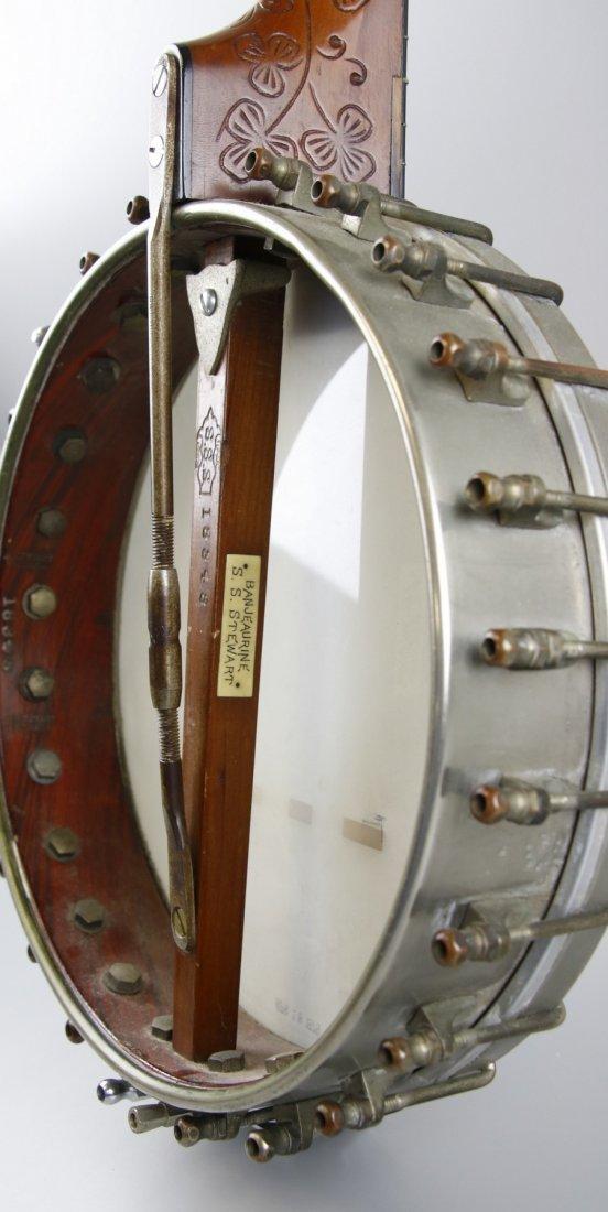 Banjo - Banjeaurine  Musical Instrument - 5
