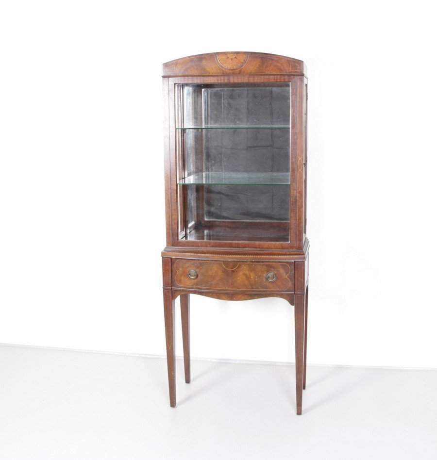 Heirloom Weiman Display cabinet