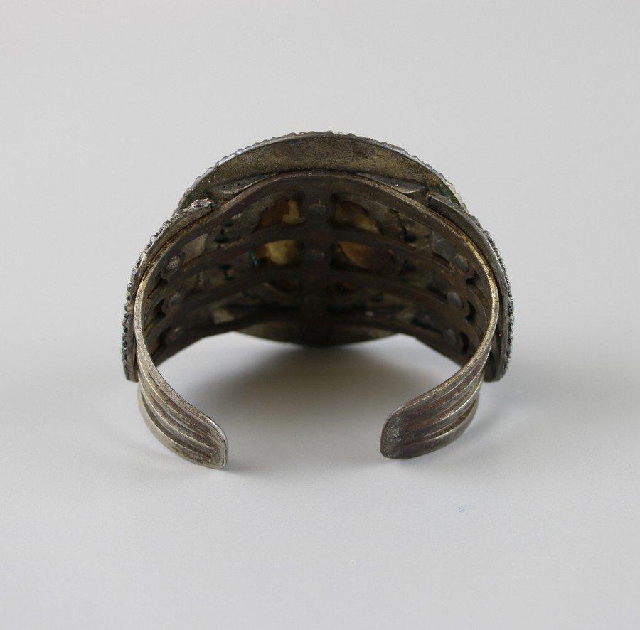 Turquoise Cuff Bracelet - 4