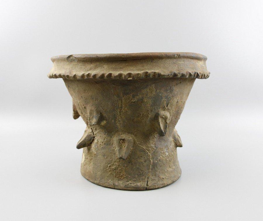 Pre Columbian Ceremonial Bowl