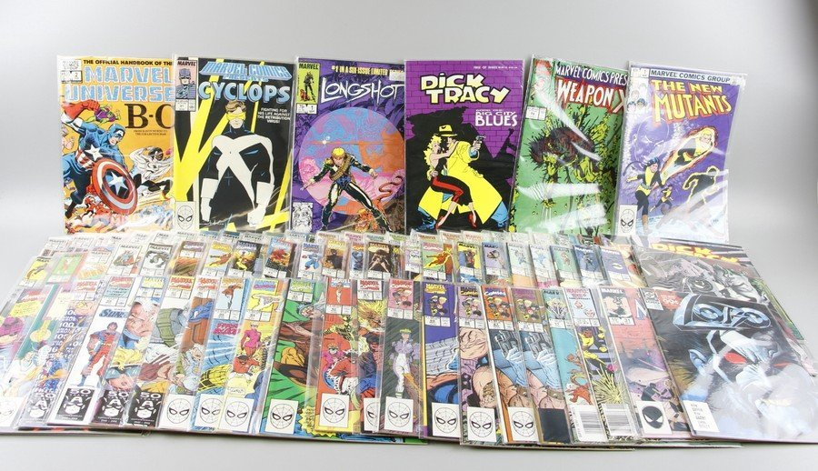 Marvel Comic Collection