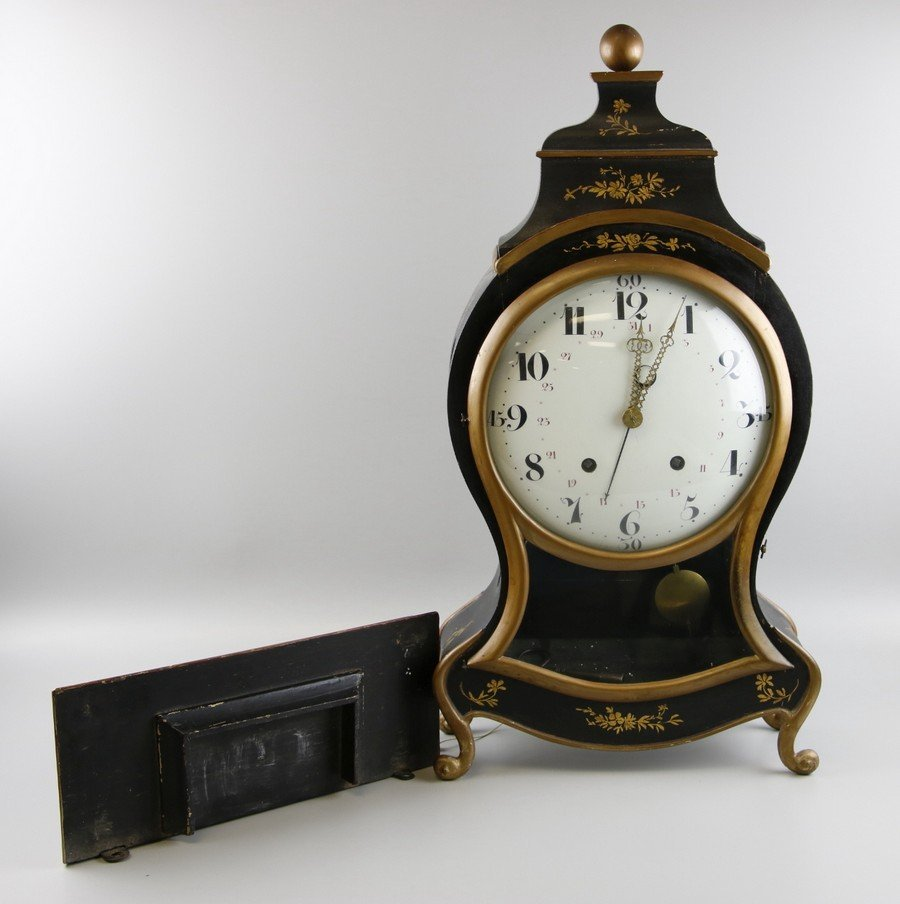 Swiss Neuchatel Shelf Clock - 10