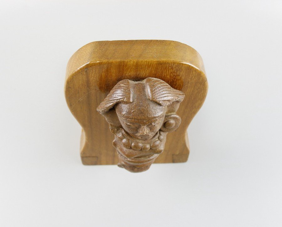 Pre Columbia Pottery Lady - 2