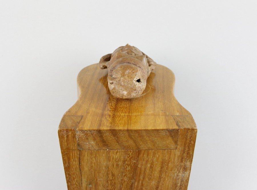Pre Columbia Pottery Lady - 5