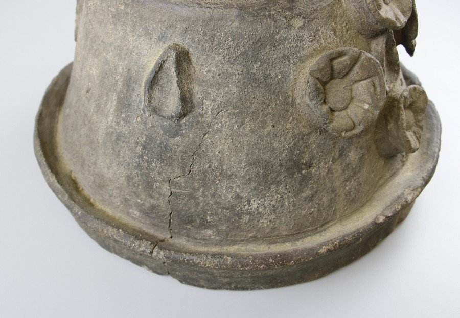 Pre Columbian Ceremonial Bell - 6