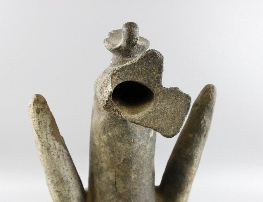 Pre Columbian Ceremonial Bell - 7