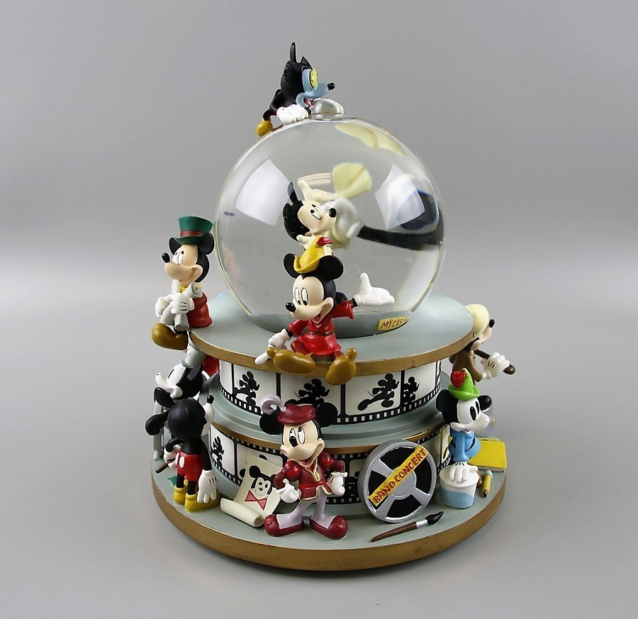 Mickey Mouse through the Years Snow Globe - 4