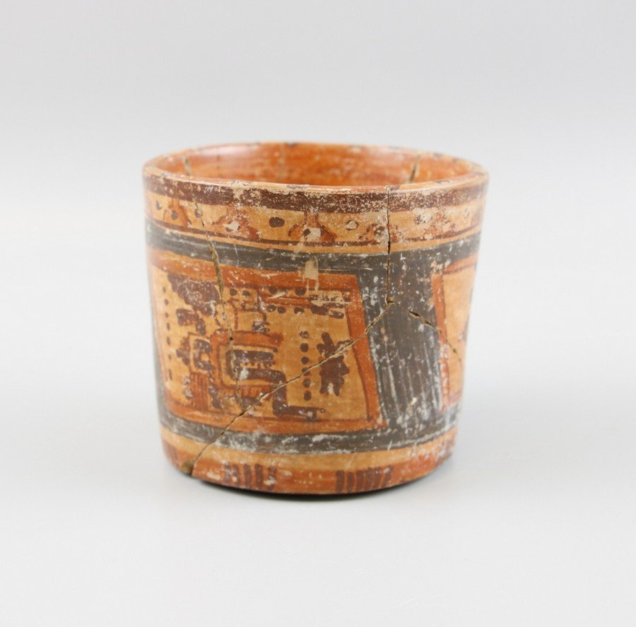 Pre Columbian Vase / Cup