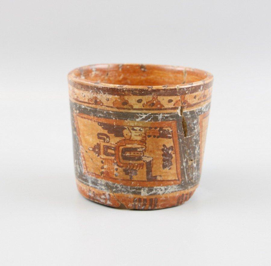 Pre Columbian Vase / Cup - 2
