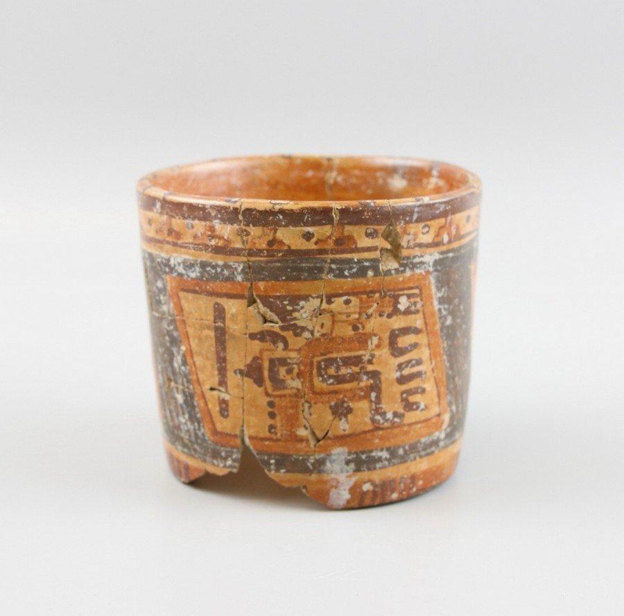 Pre Columbian Vase / Cup - 3