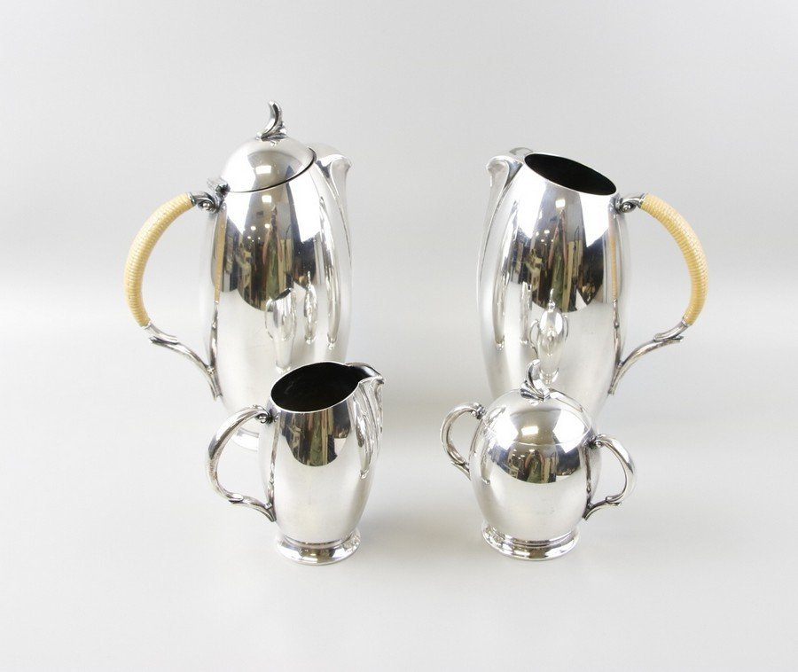 Flair Rodgers Silver Plated Set