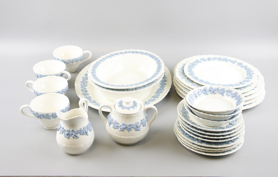 Wedgewood China Blue Floral