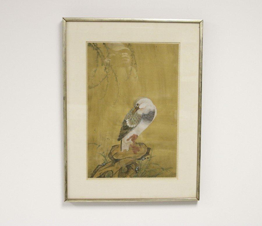Yu Pin Ducks on a Flowering Branch