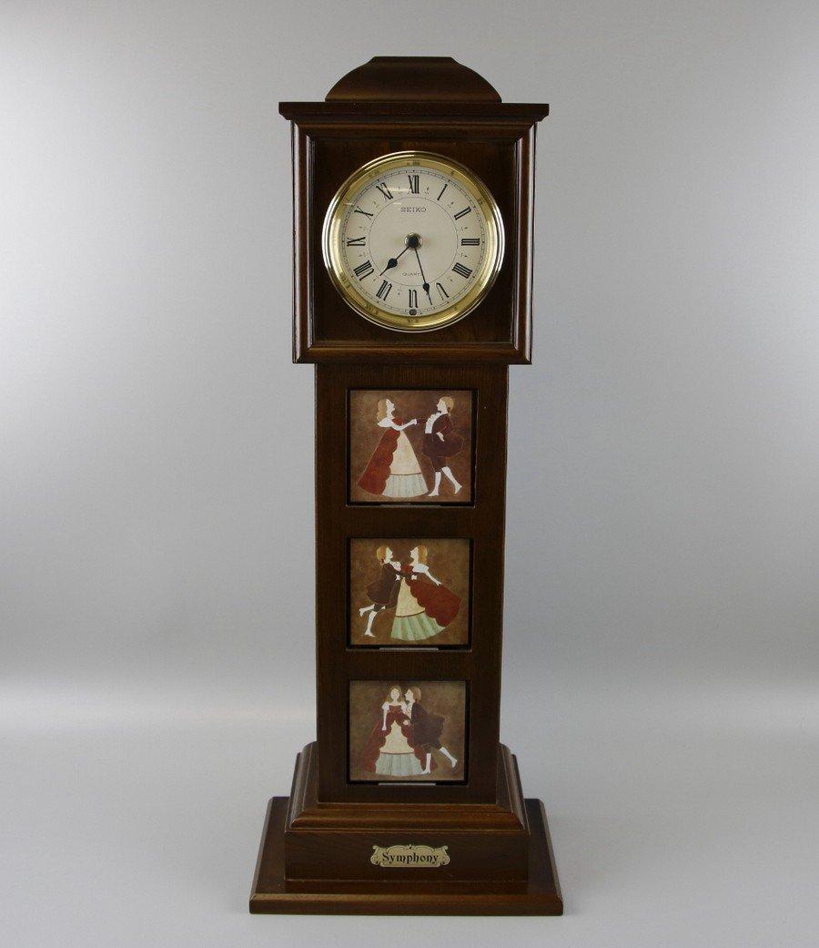 Seiko Quartz Symphony Mantel Clock