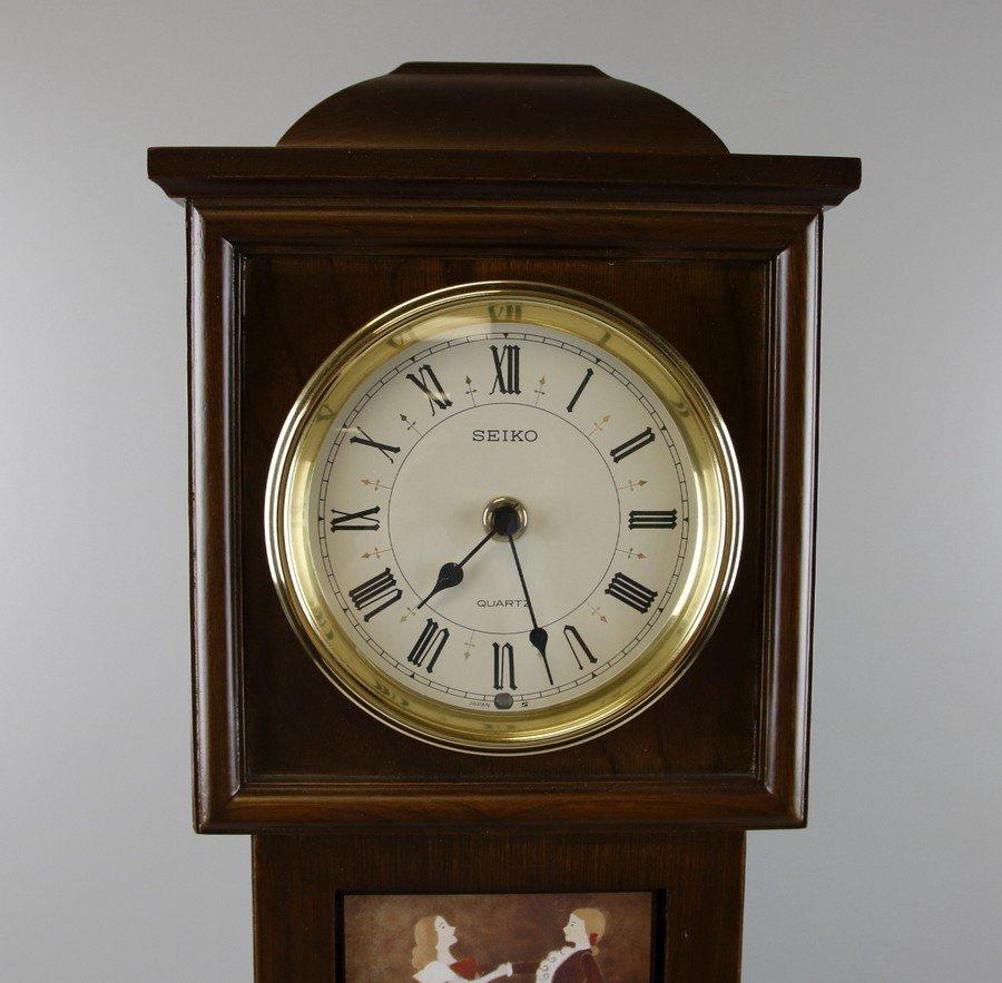 Seiko Quartz Symphony Mantel Clock - 2